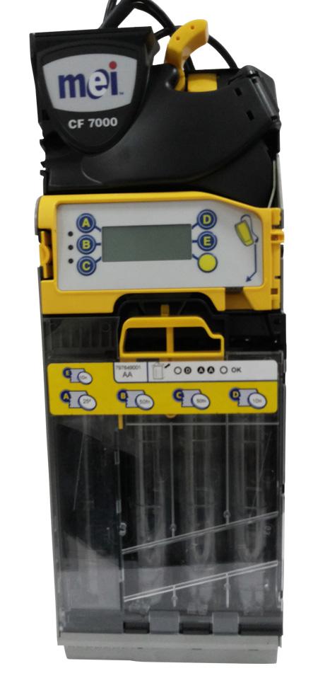 Mini Vending Machine >> Snackzone Vending Machine LLC » Coin Mechanism : Phoenix ...